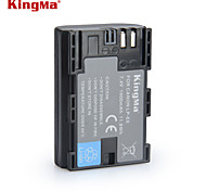 KingMa LP-E6 LP E6 LPE6 Digtal Camera Battery For Canon EOS 5D2 5D3 7D 6D 70D 60D Mark II III