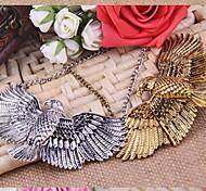 Fashion Vintage Eagle Choker Pendant Necklace Jewelry