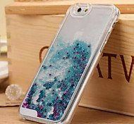 Stars Quicksand 3D Stereoscopic Transparent Phone Case for iPhone 6/6S (Assorted Colors)