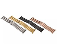 Newest 316L Stainless Steel Link Metal Watchband Wrist for Iwatch 42mm