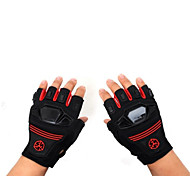 Sportswear Protective Gear Cycling Motocycle Racing Half Finger Gloves-Scoyco