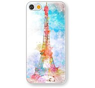 The Eiffel Tower Pattern PC Hard Case for iPhone 5/5S
