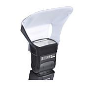 universal de flash portátil caja suave xtlb gorila bolsillo difusor para olympus flashes Canon Nikon Sony