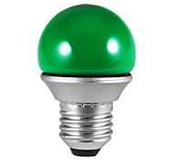 5 pcs fsl E27 3W 9 SMD 3528 300-350LM Blue/Red/Green G Globe Bulbs 220V
