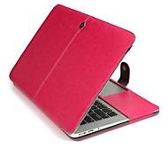 For Apple MacBook Air 16-inch Case Folio Case Flip Case PU Leather Case Hard Case for MacBook Air 11.6''