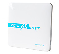 Voyo dual boot gagner 8 + android 4.4 quad-core mini pc w / 2 Go de RAM, ROM 64gb