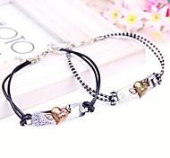New Vintage Jewelry Peace Wings Love Bracelet Bangle Jewelry