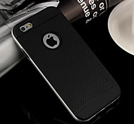High Quality 2 in 1 Hybrid TPU+PC Case for iPhone 6s 6 Plus