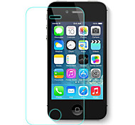 Anti-Shatter Anti Shock 2.5D 9H 0.33mm Explosion-proof Tempered Glass Screen Protector for iPhone 4/4S