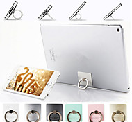 360 Degree Rotating Bunker Ring Tablet Mount Metal Stand Holder Universal For iPhone and Others(Assorted Colors)