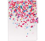 10-Inch General Purpose Leaves Pattern Standoff Protective Case for iPad 2/3/4/Air/Air2