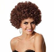 Fornecimento por atacado festival carnaval perucas fãs peruca do partido para produtos de alta qualidade