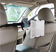 Automotive Interior Decoration Mobile Phone IPad Combo Bracket 360 Degrees Rotating Flat Car Bracket