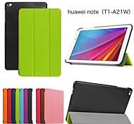 Schutz Tablet-Taschen Ledertaschen Halter Holster für Huawei Media Pad 10.0 t1 (t1-a21w) 9,6 Zoll