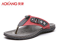 Aokang® Men's Leather Sandals - 111723255