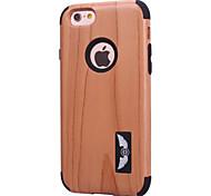 difficile caso armatura sottile per il iphone 6s 6 / iphone (colori assortiti)