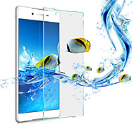 HD Fingerprint-Proof Transparent Scratch-Proof Glass Film for Sony Z5