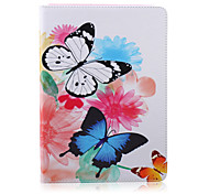le motif papillon de fleur stents pour iPad air 2