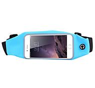 спортивный бег талии пояс случай работает сумка для iphone 6 плюс / 6S плюс и другие телефоны ниже 5,5 дюйма (ассорти цветов)