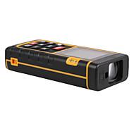 rz-e40ii 70m / 229 pés mini-medida área handheld distância digital a laser telêmetro metros