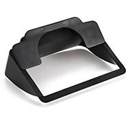 """Clip-On Sonnenschutzblende für 6 """"Screen-Auto GPS-Navigation schwarz Hochwertige Qualitäts"""