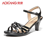 Aokang® Women's Leather Sandals - 132812060