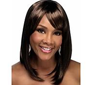 extensiones de las mujeres explosión dama de onda bob pelucas color secundario syntheic peluca