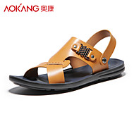 Aokang® Men's Leather Sandals - 141723146