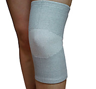 Knee Brace Sports Support Thermal / Warm Fitness Gray(Single)