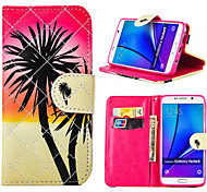 PU Leather Wallet Case Shockproof Case for Samsung Galaxy Note 3/Note 4/Note 5/Note 5 edge