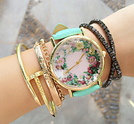 Vintage Flowers Watches for Women,Womens Watches,Retro Women Watches,Vintage Ladies Watches,Gifts for Her,Birthday Gift Cool Watches Unique Watches