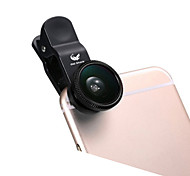ABS Fish-Eye Lens Wide-Angle Lens 10X and above 180 Universal iPad Note 4 Note 2 iPhone 5 iPhone 6