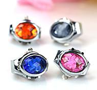 relógio da liga estilo coreano anel de vendas quente (cor aleatória) (1pc)