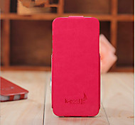 For iPhone 5 Case Flip Case Full Body Case Solid Color Hard PU Leather iPhone SE/5s/5