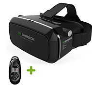 "VR BOX Shinecon Virtual Reality 3D Glasses, BT Control for 3.5""-6"" Phone"