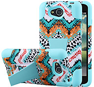 LG L90 D405 Plastic / Silicone Cases with Stand Special Design case cover