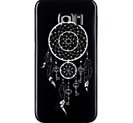 Dreamcatcher Pattern TPU Phone Case for  Galaxy S6/Galaxy S6 edge/Galaxy S6 Edge Plus/Galaxy S5