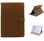PU Leather Magnetic Case Smart Cover Stand Flip Cover Case For iPad Air Retina (Assorted Colors)