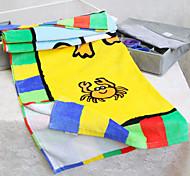100% хлопок мультфильм печати пляжное полотенце