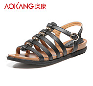 Aokang® Women's Leather Sandals - 132823493