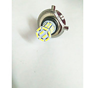 h4 16w 900lm 32 * 7020 LED blanco coche foglight 12v