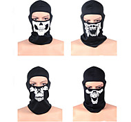 Cycling Face Mask/Mask Unisex Bike Breathable / Ultraviolet Resistant / Quick Dry / Windproof / Thermal / Warm Terylene Others Free Size
