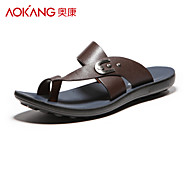 Aokang® Men's Leather Sandals - 141723142