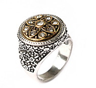 Noble Domineering Exquisite Carving Men's Rings