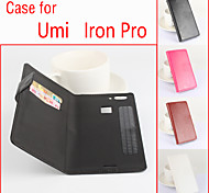 Flip Leather Magnetic Protective Case For Umi Iron Pro(Assorted Colors)