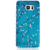 nuove ondate rami modello scivolare maniglia TPU soft phone per Samsung Galaxy Note 5/4/3