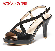 Aokang® Women's Leatherette Sandals - 132811563