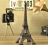 творческий 18см Высота мини стразами металлического железа Париж Эйфелева башня