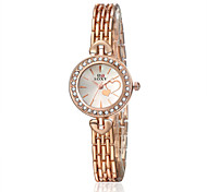 Women' Quartz Watch Fashion Wrist Watches Bracelet Watch Wristwatch Clock Quartz Watch Cool Watches Unique Watches