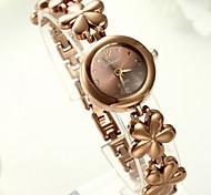 Fashion Women Watches Strip Quartz Digital Watch Montre Femme gold watches